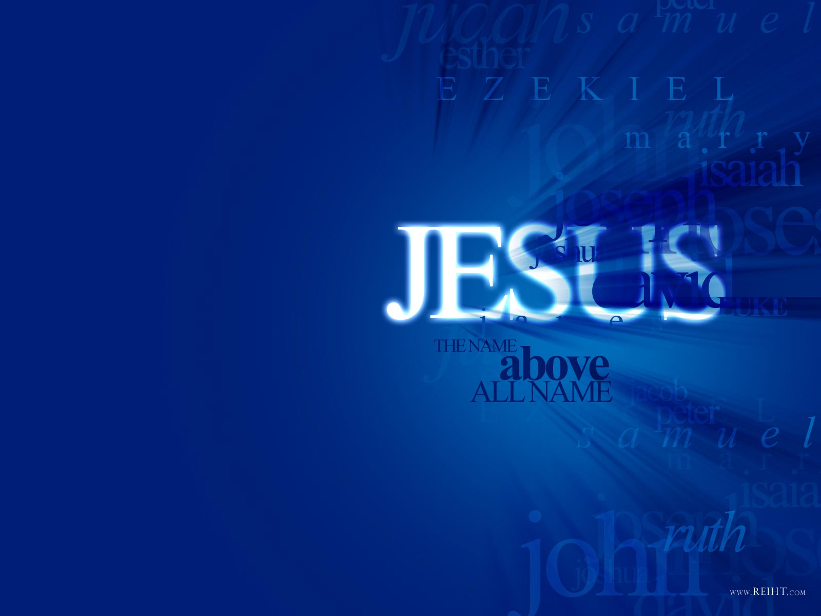 Jesus the name above all name reiht jesus the name above all name for easter powerpoint backgrounds toneelgroepblik Image collections